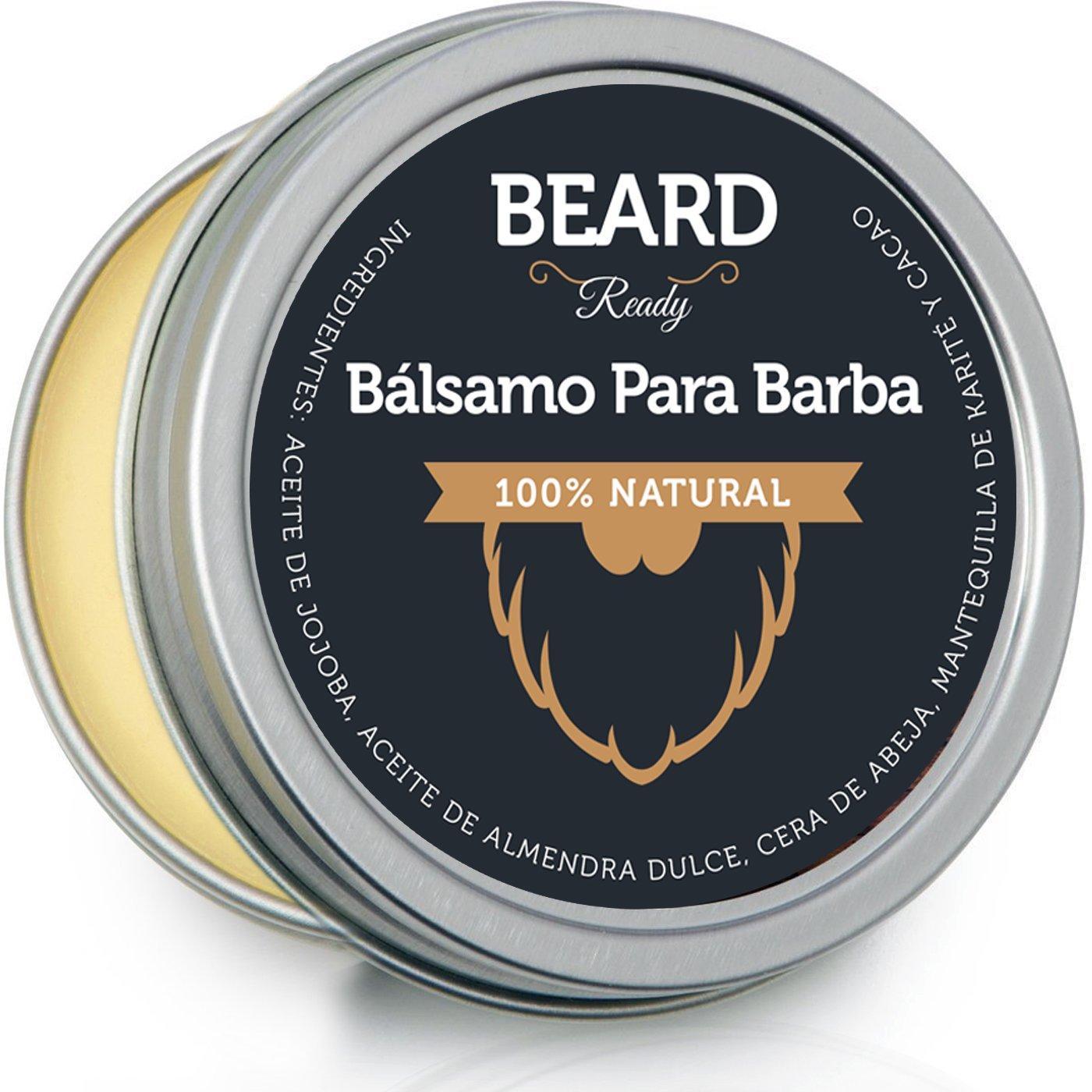 Cremas para Hacer Crecer La Barba 100% Natural - Crecimiento De La Barba Y Vello 1